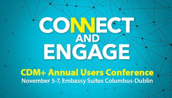 Attend Suran CDM+ 2018 Conference Connect and Engage