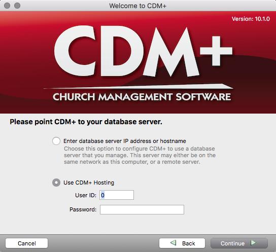 CDM+ 10.1 Installation Guide