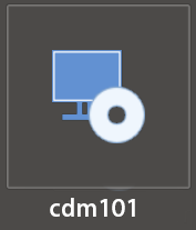 CDM+ 10.1 Windows Installer Icon