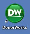 DonorWorks application icon Windows